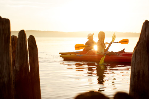 Canoe and Kayak Rentals in Traverse City Michigan